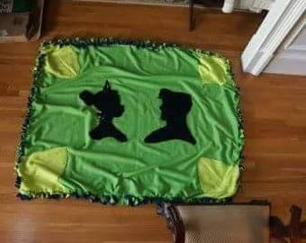 Princess and the Frog blanket