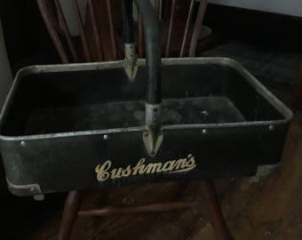 Cushman's handled carrier