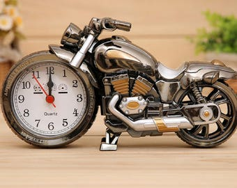 Motorcycle Electronic Alarm Clock 91% Discount