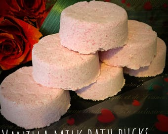 Vanilla milk bath  2.50/ea or 10 for 20.00