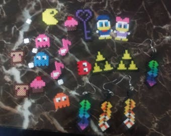 Mini perler bead