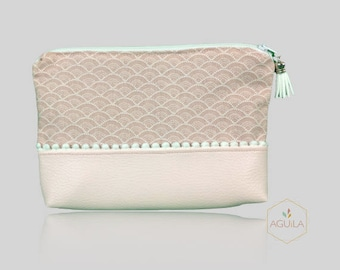 PASTEL PINK POUCH