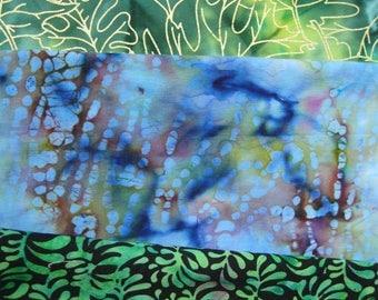 Batik Cotton Quilting Fabric
