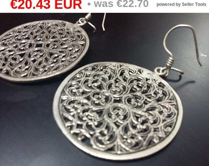 Jewelry Silver earrings jewelry pure Berber silver berber silver earrings gift jewelry for her