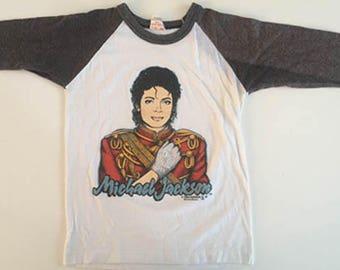 Vintage 1984 Michael Jackson T-shirt