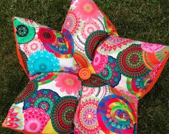 Star Pillow, Crown Pillow