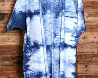 Tie-dye Cardigan One size, tie dye, oversize