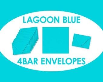 Lagoon 4bar/A1 Envelopes // Paper Source