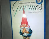 Gnomes Book by Rien Poortvliet with 8 frameable prints
