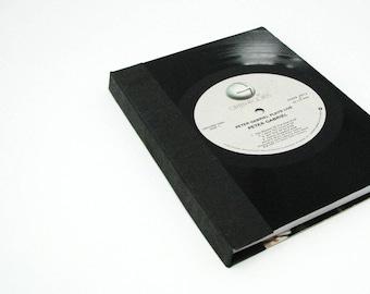 Peter Gabriel - Vinyl Record LP Notebook
