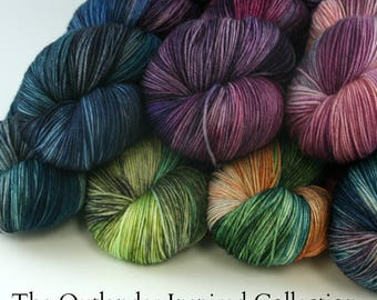 Yarn Color of the Month - Outlander Inspired Collection