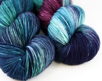 December - Yarn Color of the Month - Favorite Blanket Scarf