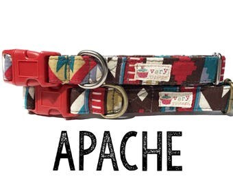 California Republic Dog Collar