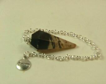Sardonyx Pendulum-206