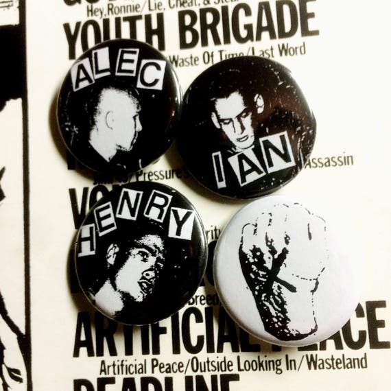 Flex Your Head Pin Pack