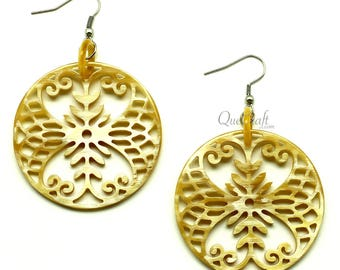 Horn Earrings - Q12781
