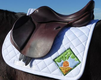 Be Determined! All Purpose Saddlepad from The 24 Carrot Collection CA-76
