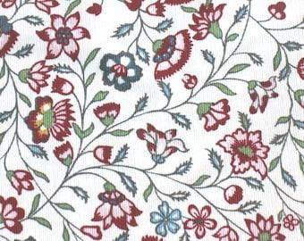 Red Yarrow - IKEA Sigbritt Cotton Fabric