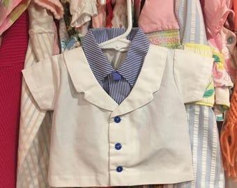 70s Baby Shirt 0/3 Months