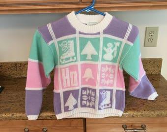 1990s Winter Sweater Girls 4/5