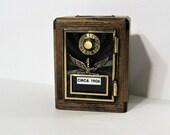 RESERVED FOR ROBERT  Post Office Box 1906 Door Bank / Safe