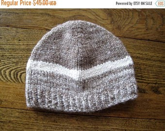 First Fall Sale - 15% Off Owlfeather Cap no. 1 - Hand Knit Woodland / Traditional Hat in Handspun Wools