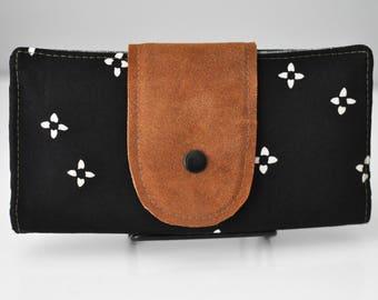 Bifold Wallet / Women's Wallet / Leather Wallet
