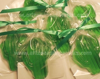 50 Saguaro Cactus Soaps - Southwest - Individually Wrapped - Party Favor