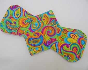 """12.5"""" Heavy - Funkadelic - Reusable Cloth Menstrual Pad (12OSHC)"""