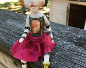 Thin Lizzy Dolly by Sunny Carvalho