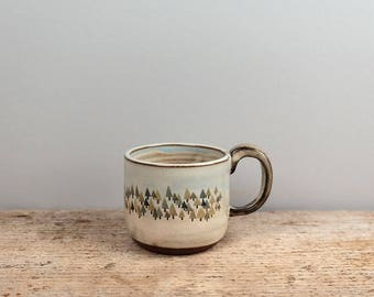 Little Rustic Forest Espresso Cup