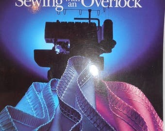 "Singer ""Sewing With an Overlock""   clearance"