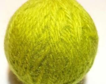 100% Wool Dryer Balls - Lemongrass