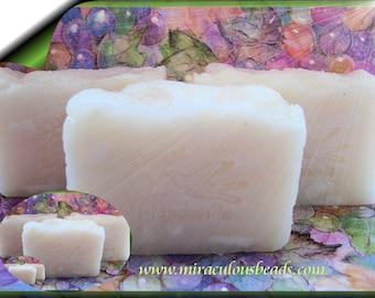 Organic Aloe Vera and Virgin Coconut Oil Soap