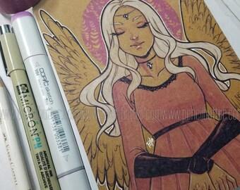 Angel III - One of a Kind Notebook