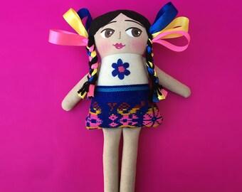Mexican doll Adelita