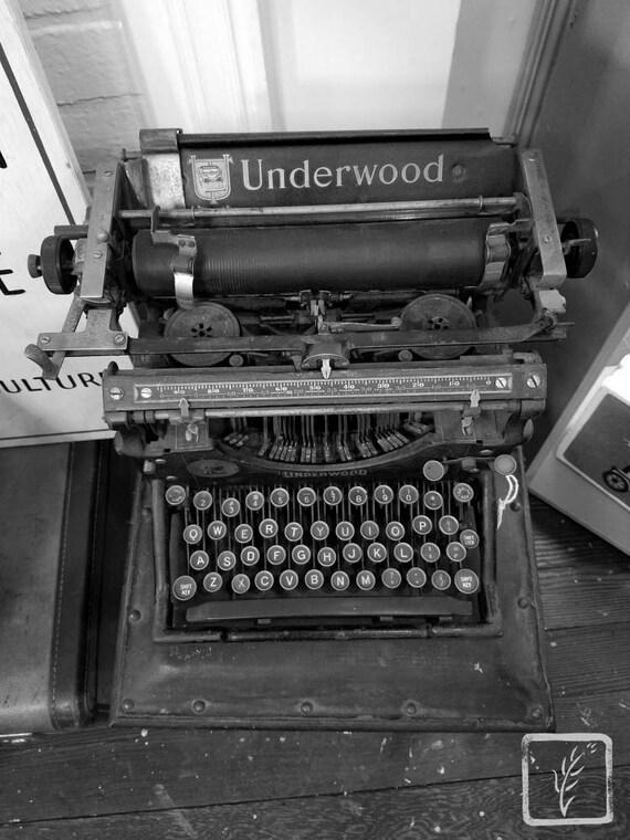 """Underwood,"" Rosie's Vintage, Huntington, New York, 2017."