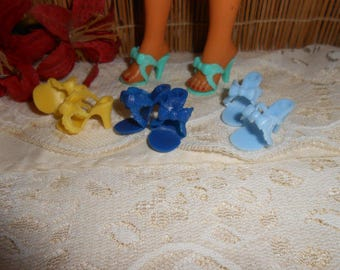 Little Miss Revlon Doll Shoes-Vogue Jill- Jan too- choice of colors