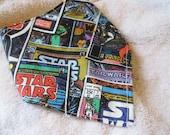 Sale - Star Wars Pet Bandanna - XS - Dog Bandanna, Cat Bandanna, Pet Wearable, XS Pet Bandanna