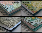 Card Organizer - Greeting Card Organizer - Birthday Card Organizer - Card Planner - Card Holder - Special Order for lah2014 ONLY