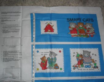 "Vintage ""SMART CATS"" How to Dress Book to make"