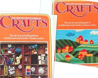 Complete Encyclopedia of Crafts from Columbia House