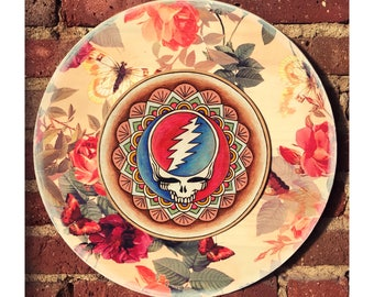 Grateful Dead Must've been the Roses