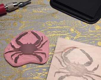 Maryland Blue Crab Stamp