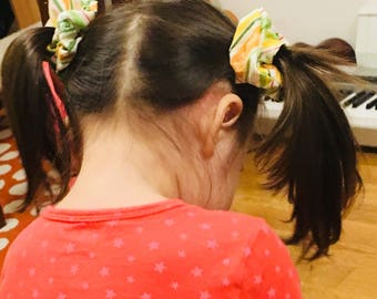 Toddler/Small Kid Scrunchies