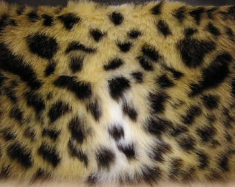 LEOPARD FAUX FUR: Available for Sale on September 7th