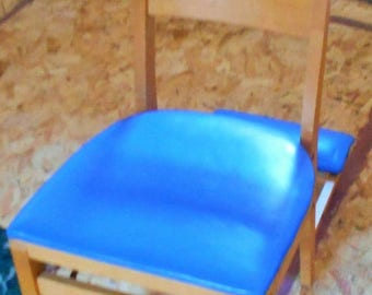 SALE Vinage STAKMORE Folding Chair with back part,stepstool or seat ??