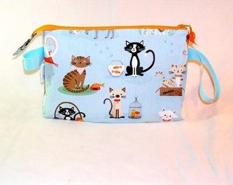 Crafty Cats Tall Mia Bag