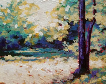 Daily Painting - Landscape Painting - Original Art