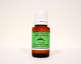 Tea Tree Australian Essential Oil  100% Essential Oil /Uncut Pure & Natural